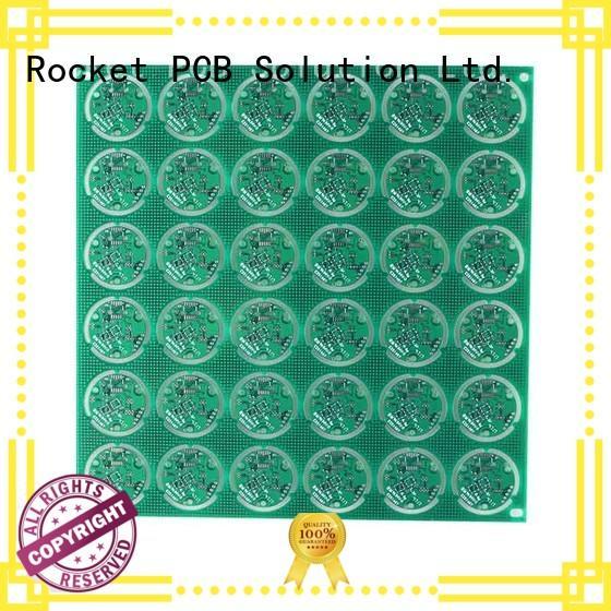 Rocket PCB bulk double sided pcb digital device