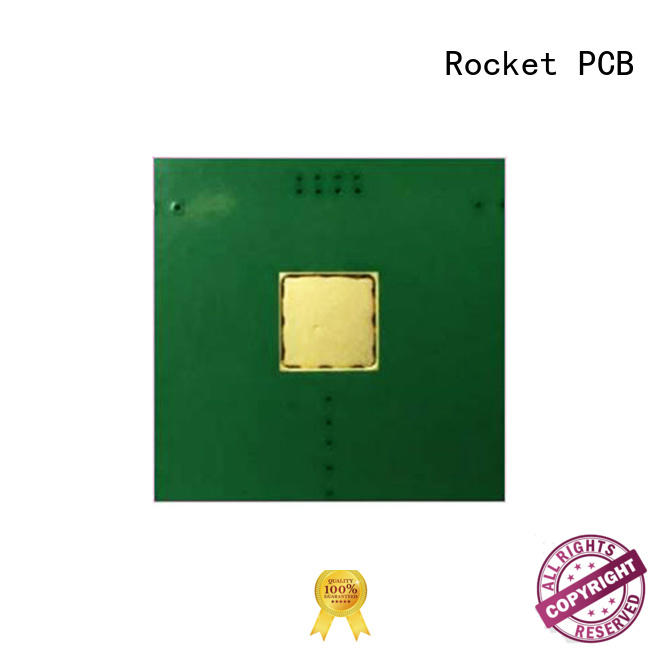 Rocket PCB management pcb thermal circuit for electronics
