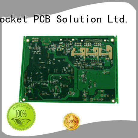 Rocket PCB thick heavy copper pcb conductor for digital product