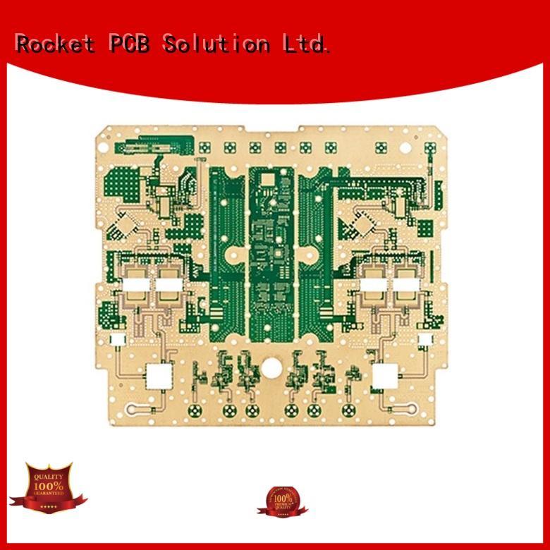hybrid prototype circuit boards process hot-sale for automotive