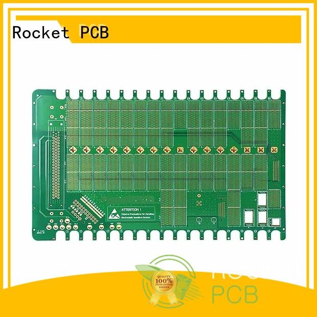 Rocket PCB printed circuit board components fabrication for auto