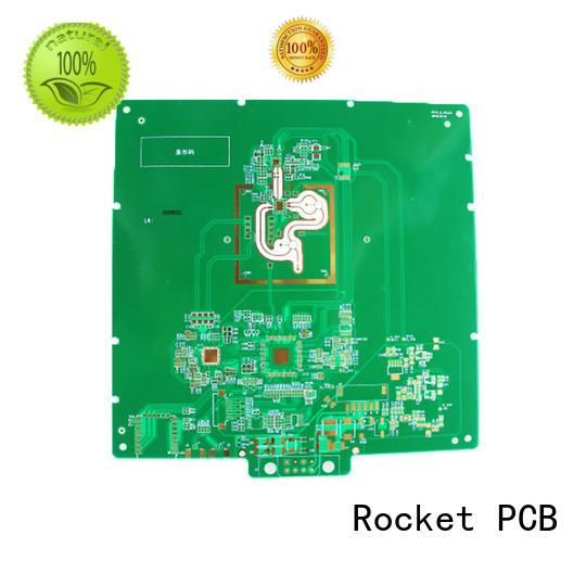 Rocket PCB material rogers pcb material for digital product