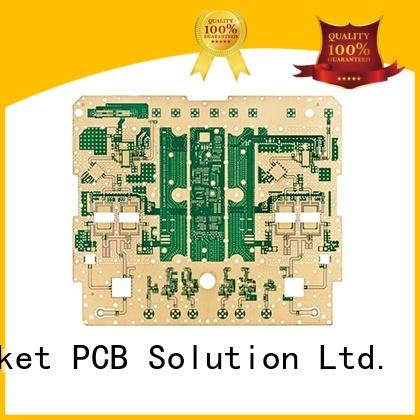 micro-wave rf pcb manufacturer factory price for automotive Rocket PCB