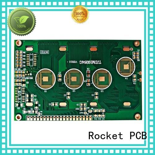 Rocket PCB top brand printed circuit board industry bulk fabrication for digital device
