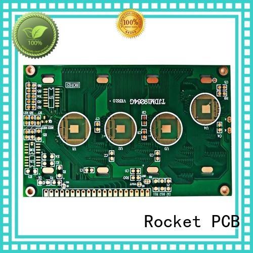 Rocket PCB top brand printed circuit board industry bulk fabrication for digital device