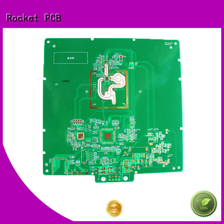 mixed types of pcb board production material for electronics