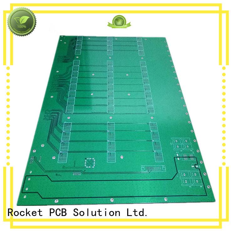 Rocket PCB large large format pcb circuit smart