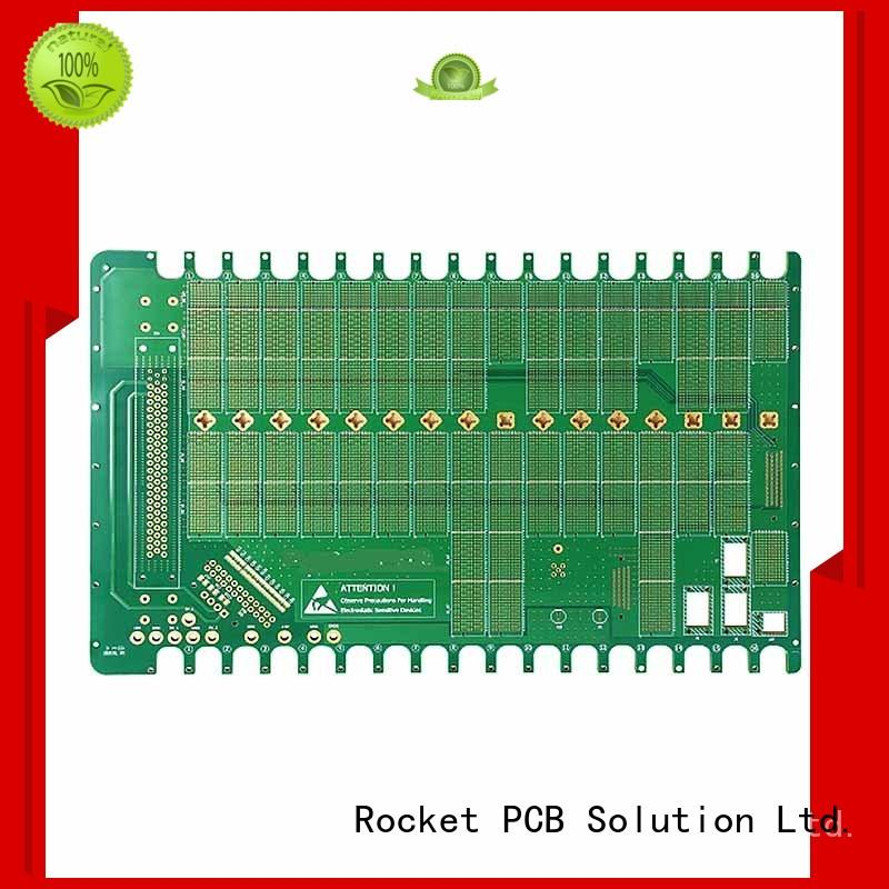 Rocket PCB advanced printed circuit board manufacturing quality for auto