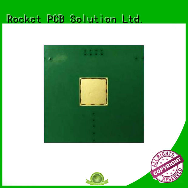 coinembedded pcb thermal circuit for electronics Rocket PCB