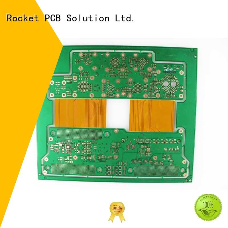 Rocket PCB boards rigid pcb boards for instrumentation