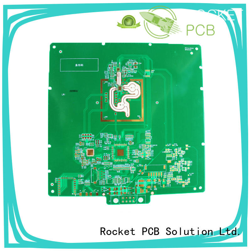 Rocket PCB mixed rogers pcb rogers for digital product