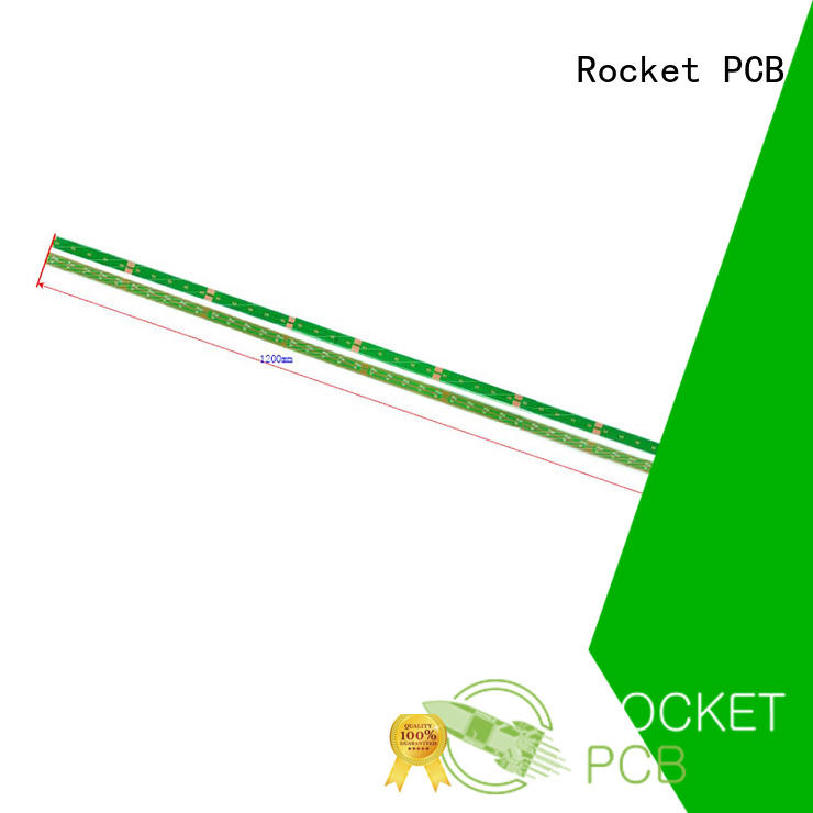 Rocket PCB super large PCb format smart house control