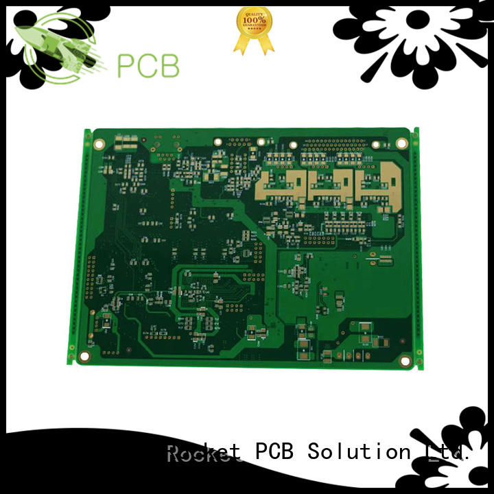 conductor heavy copper pcb heavy for electronics Rocket PCB