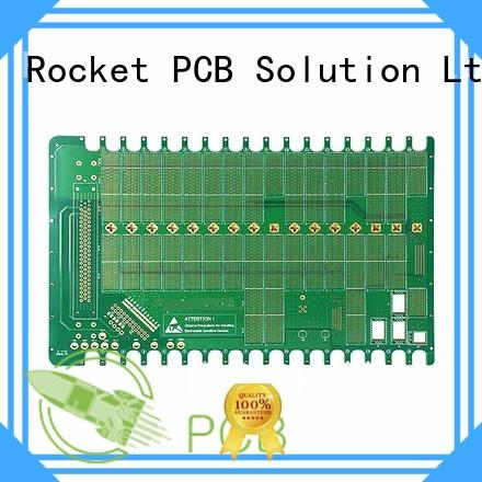 multi-layer pcb order control at discount Rocket PCB