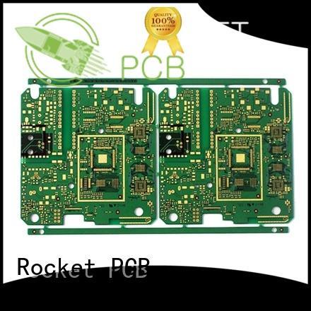 Rocket PCB stacked pcb manufacturing process pcb