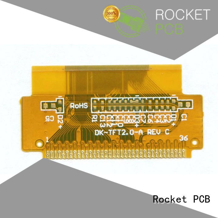 Rocket PCB flex flexible circuit board polyimide for electronics