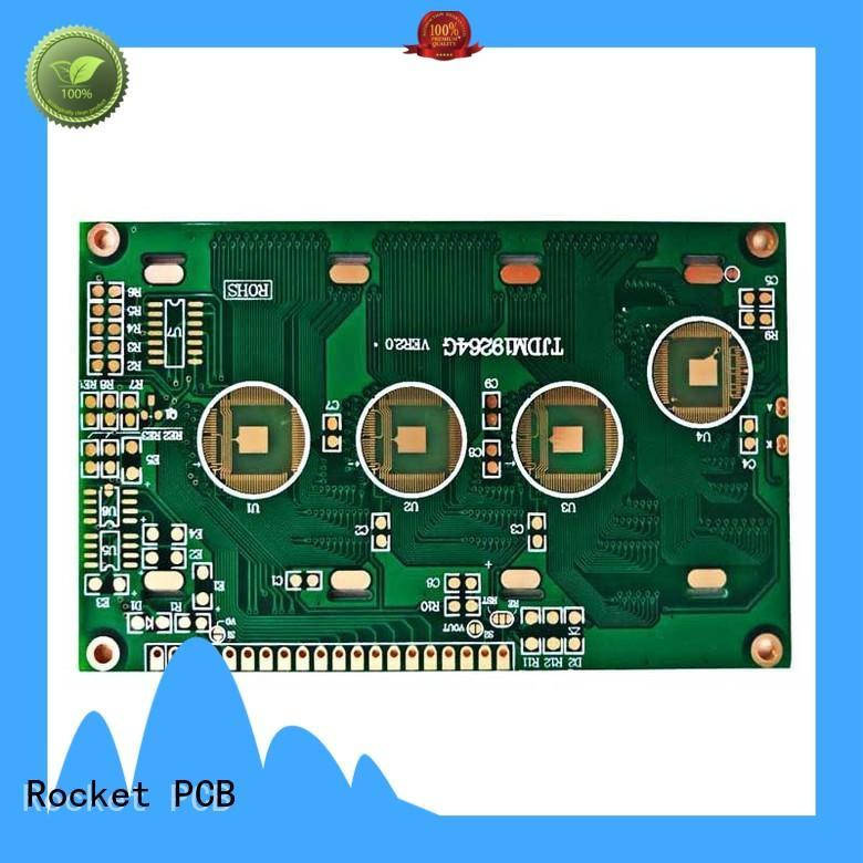 wire ic wire bonding bonding digital Rocket PCB