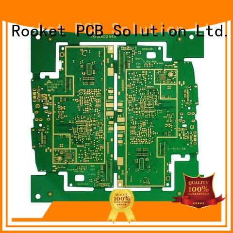 Rocket PCB customized custom pcb printing prototype at discount