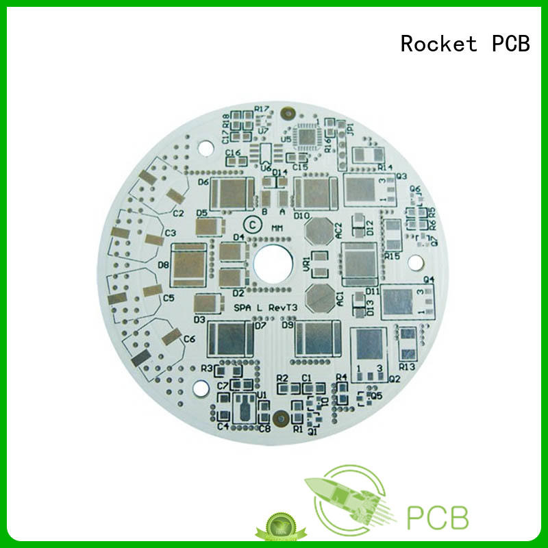 popular aluminium pcb board for led at discount for equipment Rocket PCB