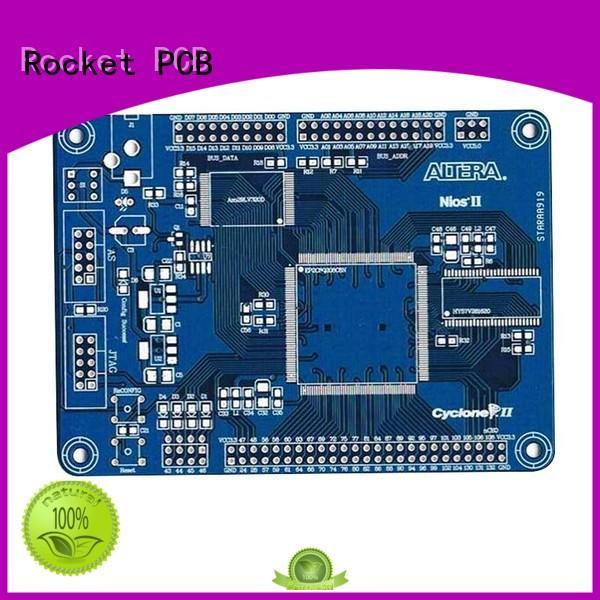 Rocket PCB bulk single sided pcb sided electronics