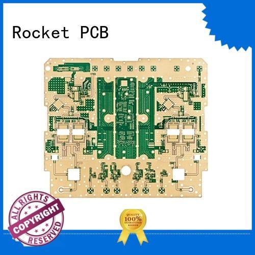 micro-wave rf pcb board bulk production industrial usage