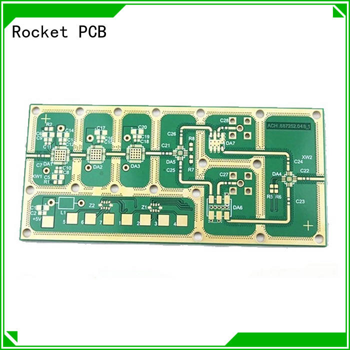 multilayer cavity pcb control smart control for sale