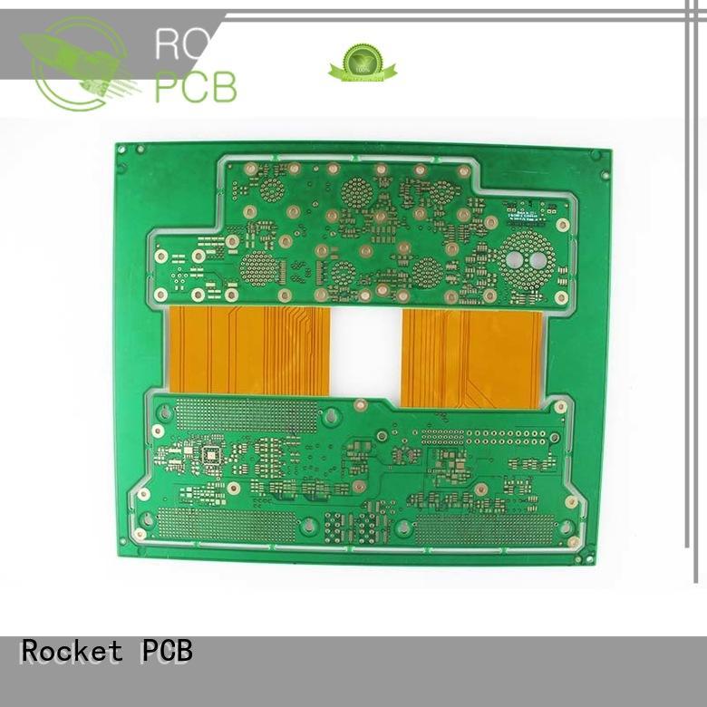 Rocket PCB pcb rigid flex board industrial equipment