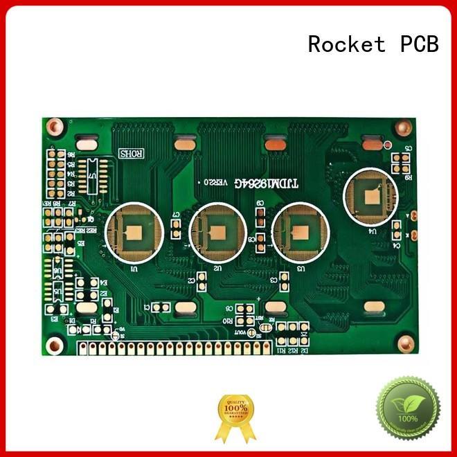 bonding wire bonding pcb surface for automotive Rocket PCB