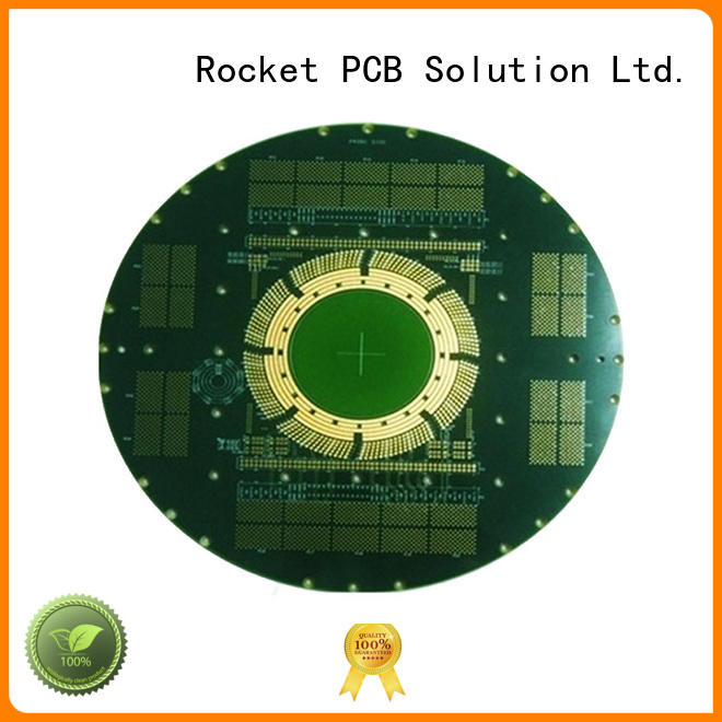 pcb industry integrated communicative Rocket PCB