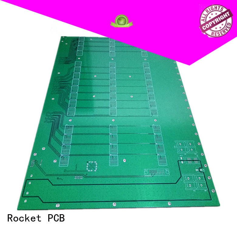 Rocket PCB manufacturing big pcb board for digital device