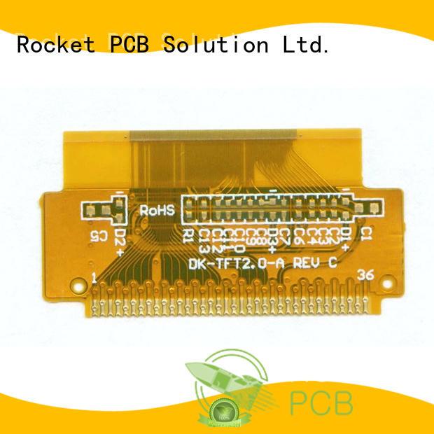 core flex pcb multi-layer polyimide for automotive
