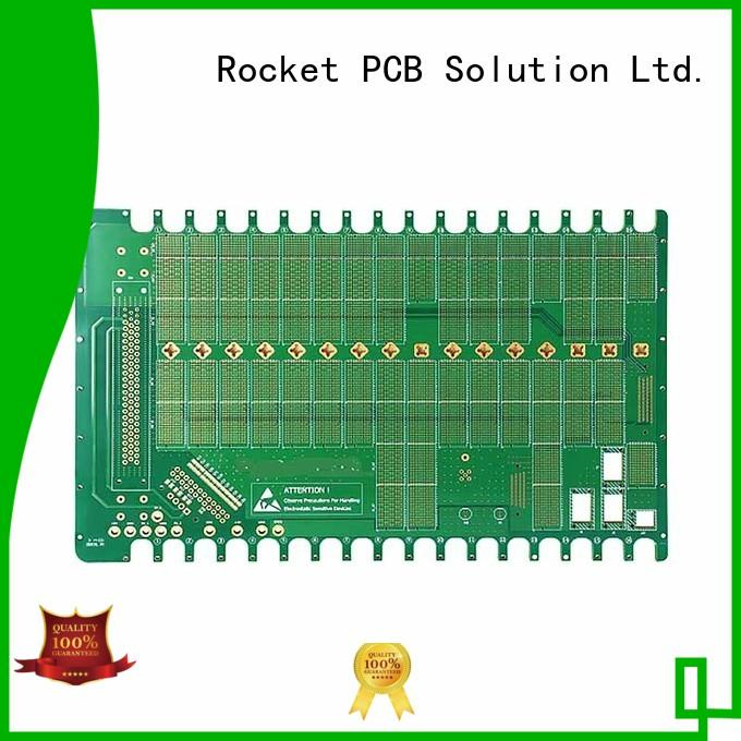 back plane pcb technologies rocket control for vehicle