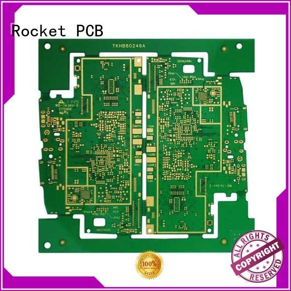 manufacturing density pcb HDI PCB Rocket PCB Brand company