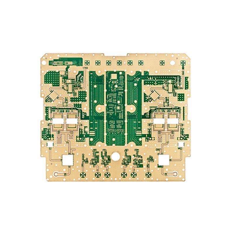 High frequency board ro4350 board hybrid PCB board process