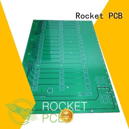 Rocket PCB large custom pcb solutions custom size smart house control