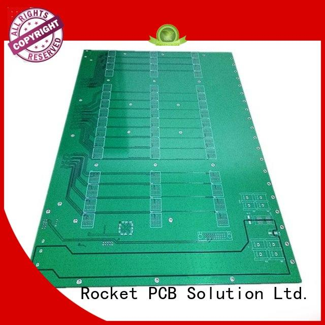Rocket PCB long large PCb format for digital device