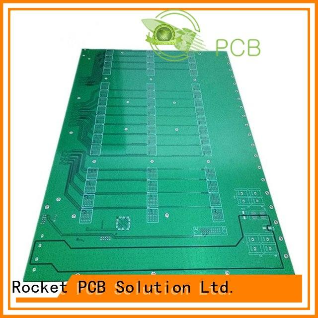 Rocket PCB long custom pcb solutions scale for digital device