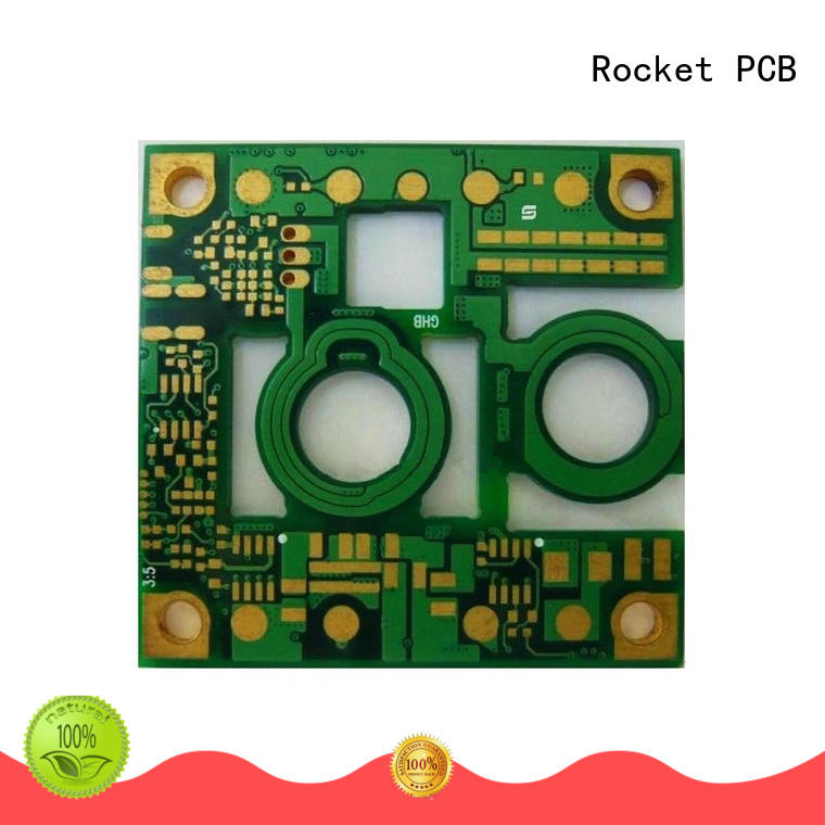 Rocket PCB thick heavy copper pcb power board for electronics