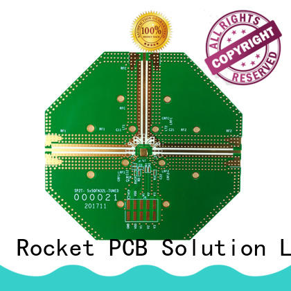 Rocket PCB hybrid pcb rogers for digital product