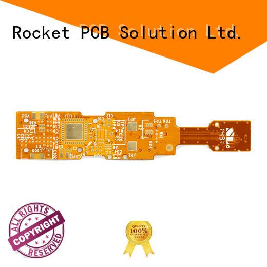 Rocket PCB pi flexible circuit board board electronics