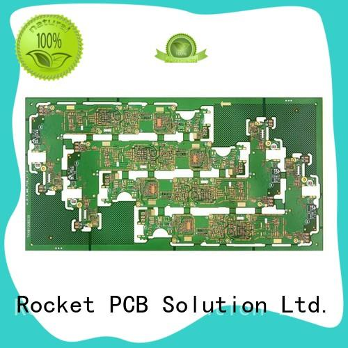 stacked double layer pcb at discount layer for wholesale