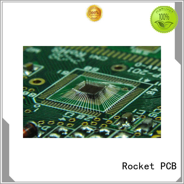 Rocket PCB professional wire bonding services finished digital