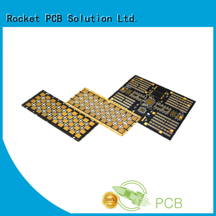Rocket PCB board aluminum pcb control for digital device