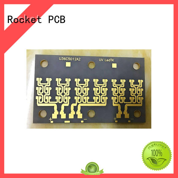Rocket PCB board high tech pcb substrates for automotive