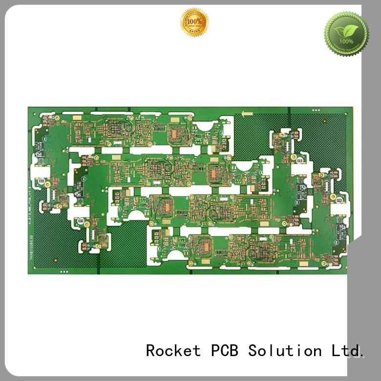 Rocket PCB at discount any-layer pcb fabrication for sale