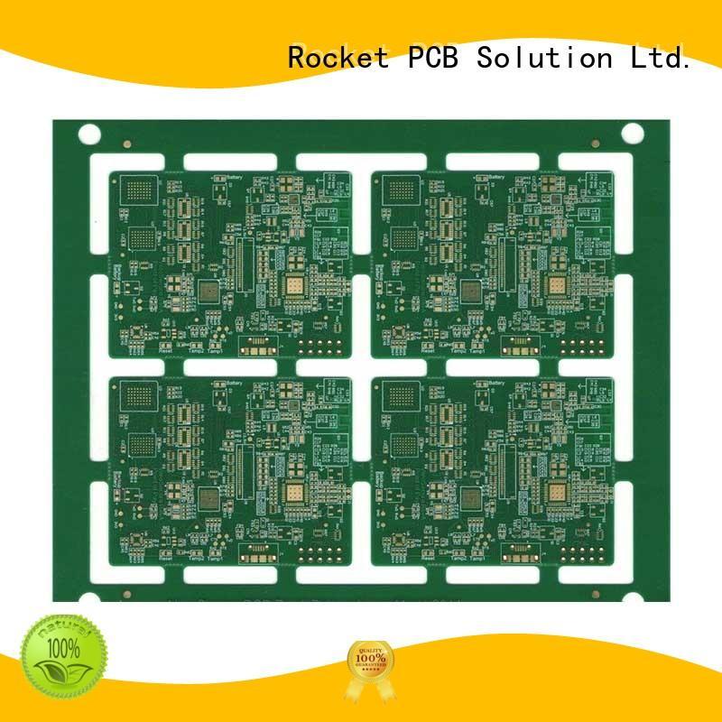 customized pcb fabrication hdi prototype interior electronics