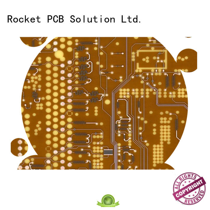 Rocket PCB embedded pcb assembly components for sale