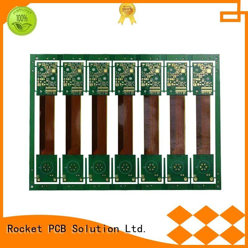 Rocket PCB wholesale rigid flex board pcb for instrumentation
