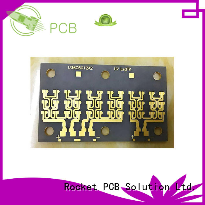 Rocket PCB ceramic high tech pcb substrates for automotive