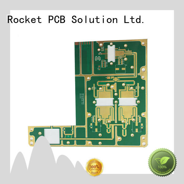 board microwave pcb factory price industrial usage Rocket PCB